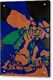 Islands Acrylic Print by John Shipp