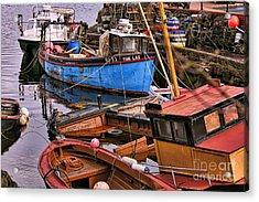 Isle Of Arran Acrylic Print