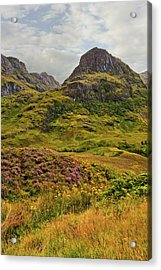 Isle Of Skye Acrylic Print by Marcia Colelli