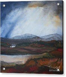 Isle Of Skye Scotland Acrylic Print
