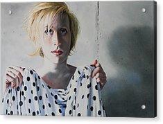 Isolated Acrylic Print by Denny Bond