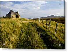 Isolation 2 The Northern Highlands Scotland Acrylic Print