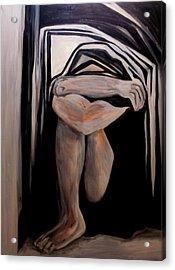 Isolation Acrylic Print by Carolyn LeGrand