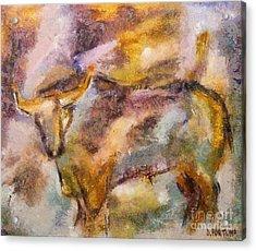Istrian Bull -  Boshkarin Acrylic Print
