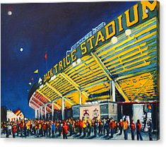 Isu - Jack Trice Stadium Acrylic Print