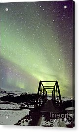It Came Upon A Midnight Clear Acrylic Print