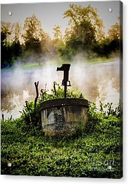 It Is Well Acrylic Print by B Wayne Mullins