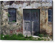 Italian Countryside Acrylic Print by Marco Crupi