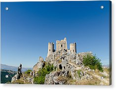 Italian Landscapes - Forgotten Ages Acrylic Print