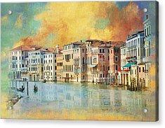 Italy 02 Acrylic Print by Catf