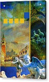 Italy 04 Acrylic Print by Catf