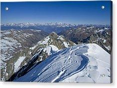 Italy Alps Acrylic Print by Ioan Panaite