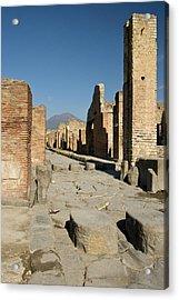 Italy, Campania, Pompeii Acrylic Print by Jaynes Gallery