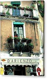 Italy Acrylic Print