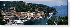 Italy, Portfino Acrylic Print by Panoramic Images