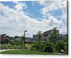 Ithaca College Campus Acrylic Print