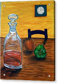 It's 2 Oclock Somewhere Acrylic Print