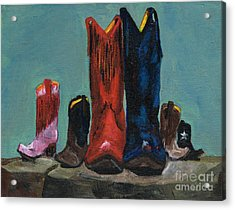 It's A Family Tradition Acrylic Print