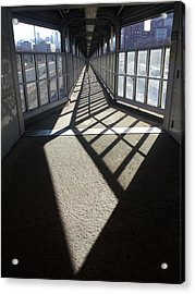 It's A Long Way To The Top Acrylic Print