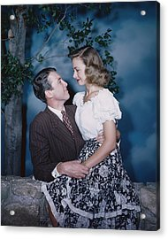 It's A Wonderful Life  Acrylic Print by Silver Screen