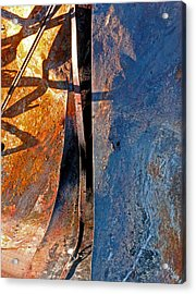 It's All About Light Acrylic Print