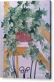 Ivy Acrylic Print