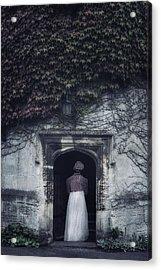 Ivy Tower Acrylic Print by Joana Kruse