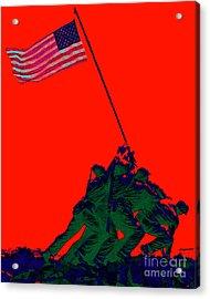 Iwo Jima 20130210p65 Acrylic Print by Wingsdomain Art and Photography