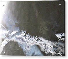 Ix - White Tree Acrylic Print