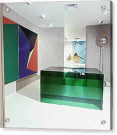 J. Patrick Lannan's Art Gallery Acrylic Print