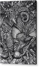 Jabberwocky Acrylic Print