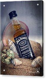 Jack At The Beach Acrylic Print