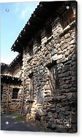 Jack London House Of Happy Walls 5d21967 Acrylic Print by Wingsdomain Art and Photography