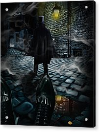 Jack The Ripper Acrylic Print