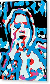 Jackson Who Acrylic Print