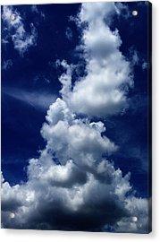 Jacksonville Il 2014-07-17 Acrylic Print by Jeff Iverson