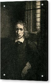 Jacob Haaringh Acrylic Print by Rembrandt