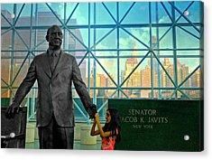 Jacob K. Javits Acrylic Print
