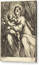 Jacques Bellange French, C. 1575 - Died 1616 Acrylic Print