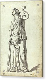 Jacques-louis David French, 1748 - 1825 Acrylic Print