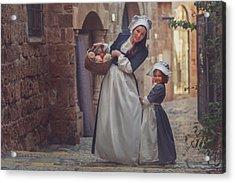Jaffa Acrylic Print