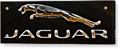 Jaguar Leaper F-type Spoiler Acrylic Print