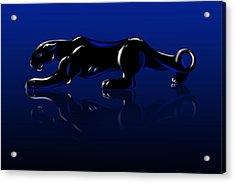 Jaguar Acrylic Print by Timothy Ramos