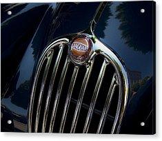 Jaguar Xk140 Acrylic Print