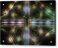 Jahra Road Acrylic Print