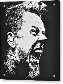 James Hetfield Acrylic Print