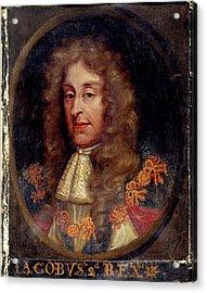 James II Acrylic Print