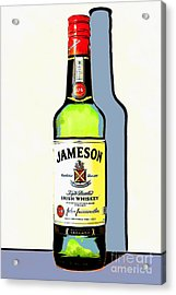 Jameson Irish Whiskey 20140916poster Acrylic Print
