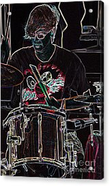 Jammer  By Jrr Acrylic Print by First Star Art
