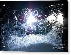 Jammer Cosmos 010 Acrylic Print by First Star Art